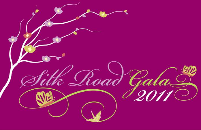 Silk Road Gala Invitation